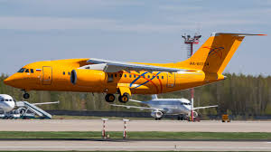 Saratov Airlines Flight 703