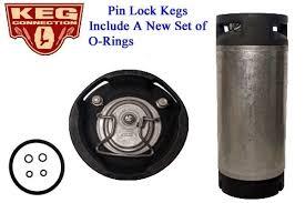 """Pin Lock """"Coke <b>Style</b>"""" Cornelius <b>Keg</b> - or Firestone, 5 Gallon, for ..."""