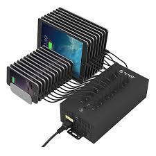 <b>ORICO</b> Industrial <b>20 Ports USB2</b>.<b>0</b> Hub