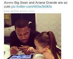 big sean ariana grand memes | MaseTV via Relatably.com