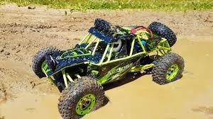 AMAZING RC <b>4WD</b> test ride! Gearbest WLtoys <b>1</b>/<b>12</b> Scale Off Road ...