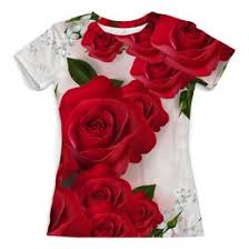 Женские футболки в подарок на 8 марта - страница 4 - <b>Printio</b>