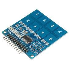 Sensors - <b>3pcs</b> TTP226 8 <b>Channel</b> Digital Capacitive Switch Touch ...