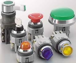 ø30 Series <b>Illuminated</b> Selector Switches