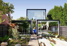 """Passive Solar Design   Inhabitat   Green Design  Innovation    Gorgeous solar powered THAT House is an eco friendly rebel """"  just enough space"""""""