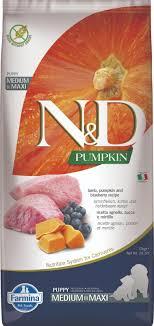 <b>Farmina N&D</b> PUMPKIN <b>сухой корм</b> для щенков средних и ...