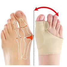 <b>1Pair Big Bone Orthopedic</b> Bunion Correction Pedicure Socks ...