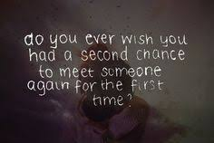 Second Chance Quotes on Pinterest | New Opportunity Quotes, Good ...