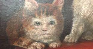 Someone Noticed How Ugly Medieval <b>Cat Paintings</b> Are, And It's ...