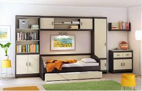 Ремонт детской комнаты Модульная мебель фото
