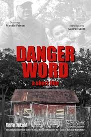 horror movies danger word danger word poster final small