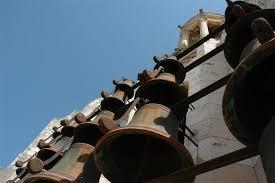 carillón de la iglesia colegial basílica de santa maría de xàtiva