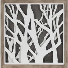 tree scene metal wall art:  in w x  in h abstract prints wall art