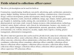 top  collections officer interview questions and answers