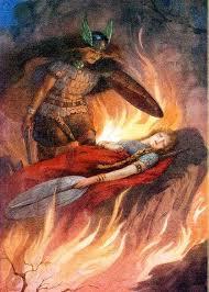 Image result for brunhilda legend
