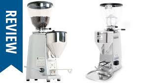 Review: Mazzer <b>Mini Electronic</b> Coffee Grinders - YouTube