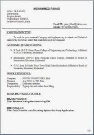 data entry operator resume format free downloadresume format      download resume format
