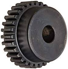 Martin Spur <b>Gear</b>, 14.5° Pressure Angle, High <b>Carbon Steel</b>, Inch, 16 ...