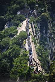 Image result for narrow dangerous path