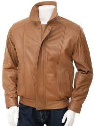 <b>Men's Leather Jacket</b>