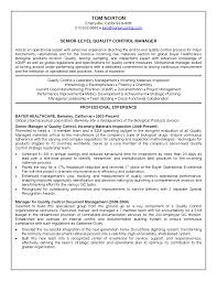 sample resume quality control engineer cipanewsletter cover letter qa sample resumes quality assurance sample resume qa