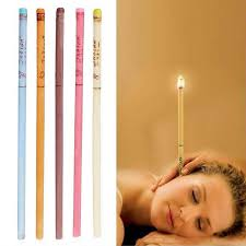 <b>10Pcs</b>/<b>Set Treatment Therapy Fragrance</b> Candling Healthy Care Ear ...