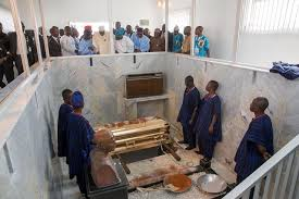 Image result for h i d awolowo burial