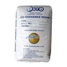 Катионит <b>Pure Resin</b> РС002 Пюре резин, <b>ионообменная</b> смола ...