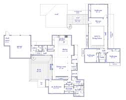 Top Modern House Floor Plans   Cottage house plans    Modern House Designs And Floor Plans