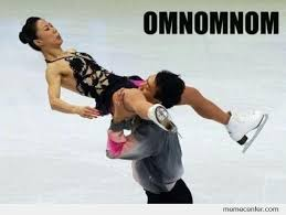 Ice Skating Memes. Best Collection of Funny Ice Skating Pictures via Relatably.com