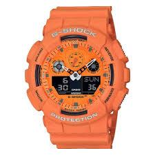 Наручные <b>часы CASIO GA</b>-<b>100RS</b>-<b>4AER</b> — купить в интернет ...