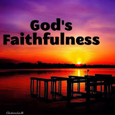 Image result for God's faithfulness extends to all generations