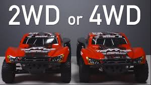 Which is Best: 2WD or <b>4WD</b>? Traxxas Slash Short Course Trucks ...