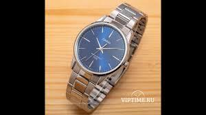 <b>Часы Casio</b> MTP-1303PD-2F - Viptime.ru - YouTube
