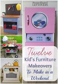 kids furniture makeovers play furniture for kids is a fun way to recycle old furniture bedroom furniture makeover image14