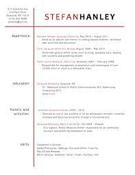 final resume   design it final resume