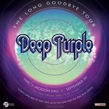 <b>Deep Purple</b>: The Long Goodbye Tour - TPAC