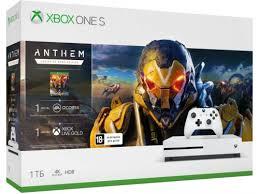 Купить игровую <b>приставку Microsoft</b> Xbox One S 1TB, белая (+ ...