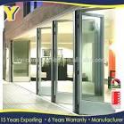 Porte de garage coulissante aluminium windows