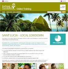 the real saint lucia the travel foundation take the local lowdown quiz