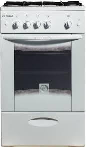 Купить <b>Газовая плита REEX</b> CG-54, белый в интернет-магазине ...