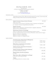 resume templates business school cipanewsletter cover letter stanford resume template stanford business school