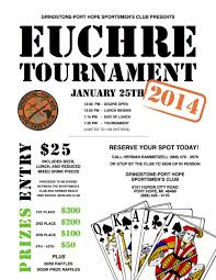 the harbor beach community business soil euchre tour nt flyer 2014 jpg