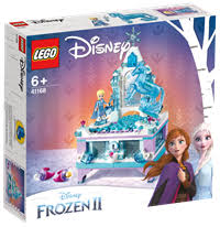 <b>Конструктор LEGO Disney</b> Princess <b>Шкатулка</b> Эльзы 41168 ...