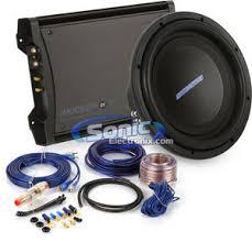 crossfire c512d4 c5 12 subwoofer kicker zx amplifier amp kit 600w crossfire kicker bass bundle
