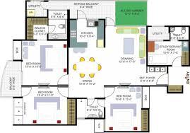 Home design plans  House floor plans and Floor plans on Pinterest