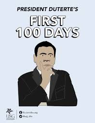dlsu usg on usg announce what are the promises and dlsu usg on usg announce what are the promises and accomplishments of president duterte in his first 100 days know more here