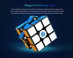 GAN 356 X Magnetic - 3x3x3 - Cubing Out Loud