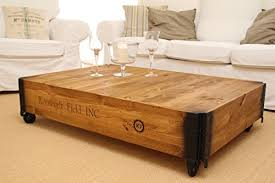 Uncle Joe's Chest <b>coffee table</b> chest <b>Vintage</b> Shabby Chic Country ...