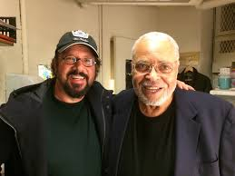 from buffalo to hollywood chasing the impossible dream the rob lieberman and james earl jones jpg